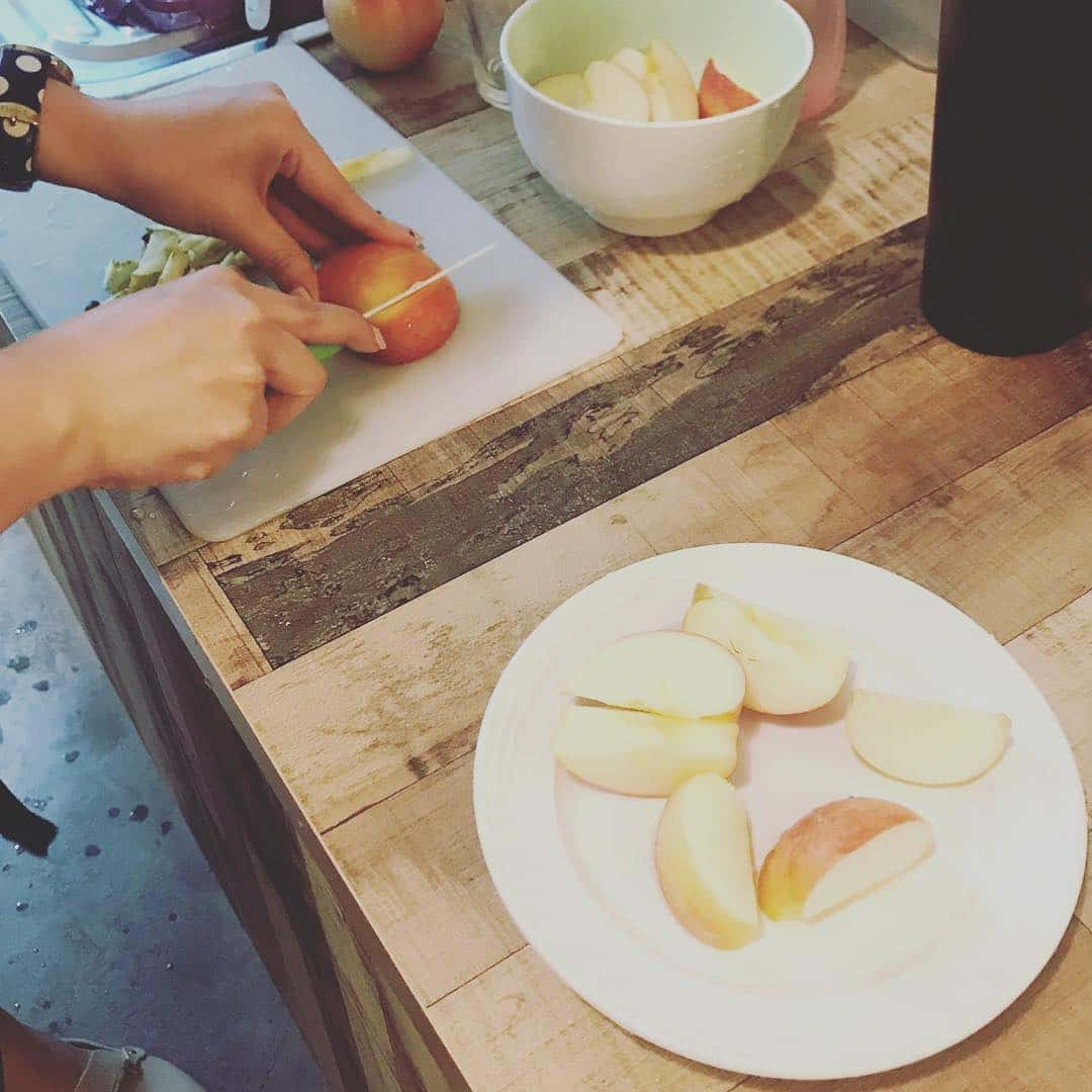 At Splash, we don't just eat the apples. We cut them up, lovingly, for the entire office. It's not j...