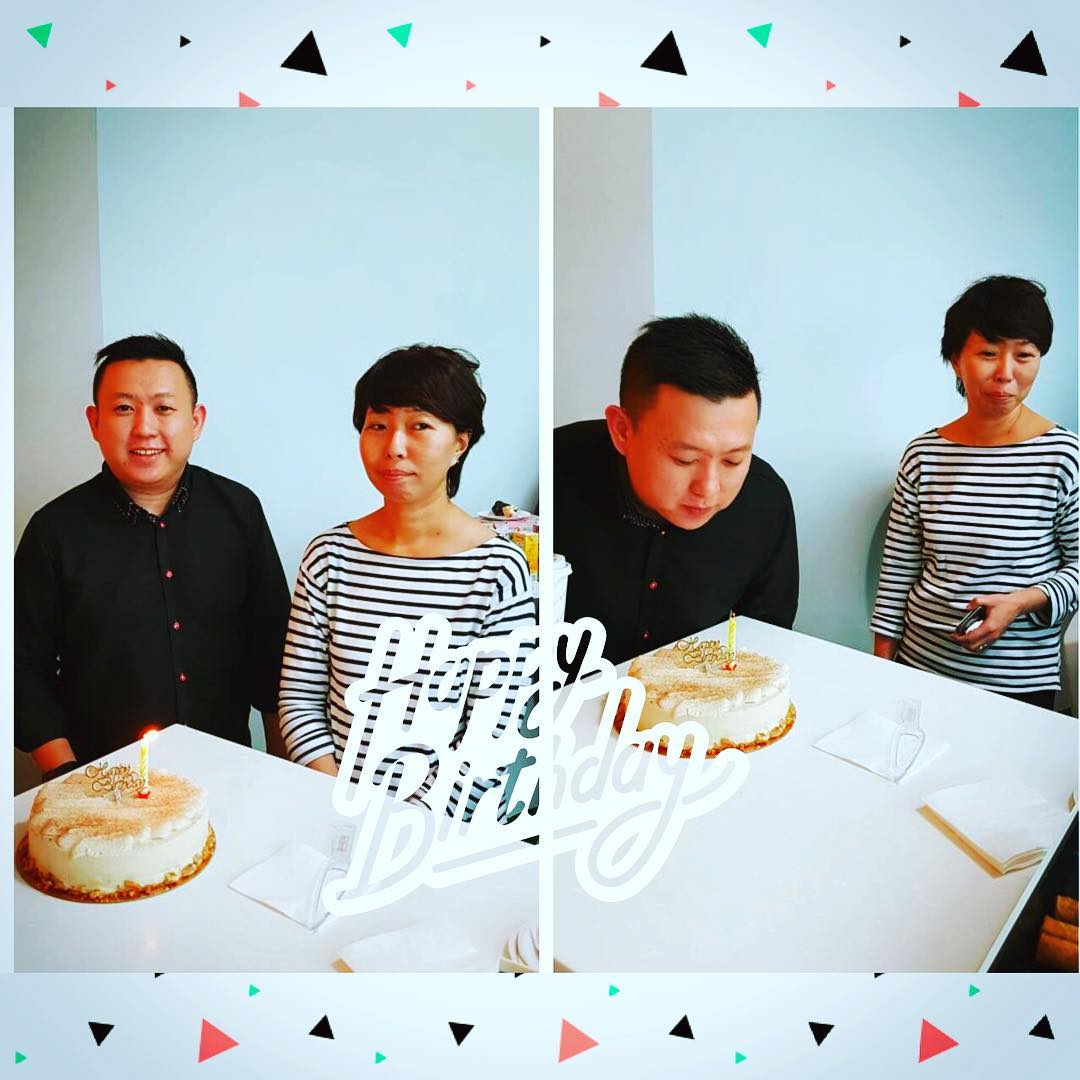 Tbt last Wednesday! Happy November babies @Jek han.tan and here's to happy work anniversaries @retai...