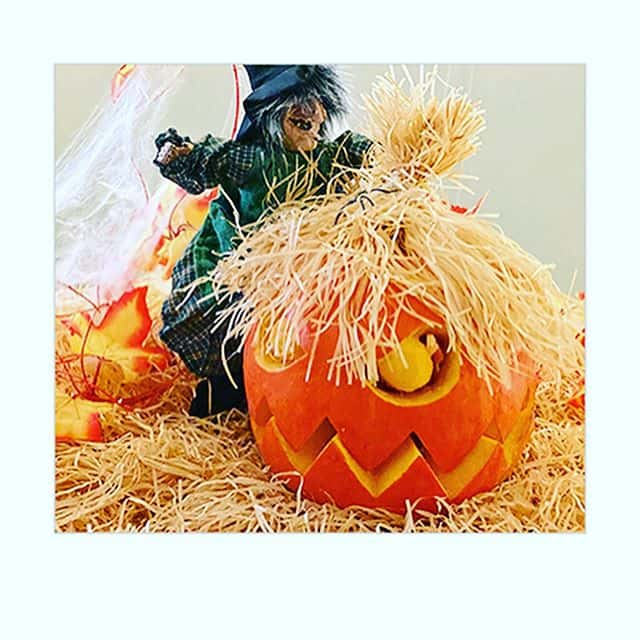 What's going down during Halloween week at our China office? Pumpkin carving competition no less. Wh...